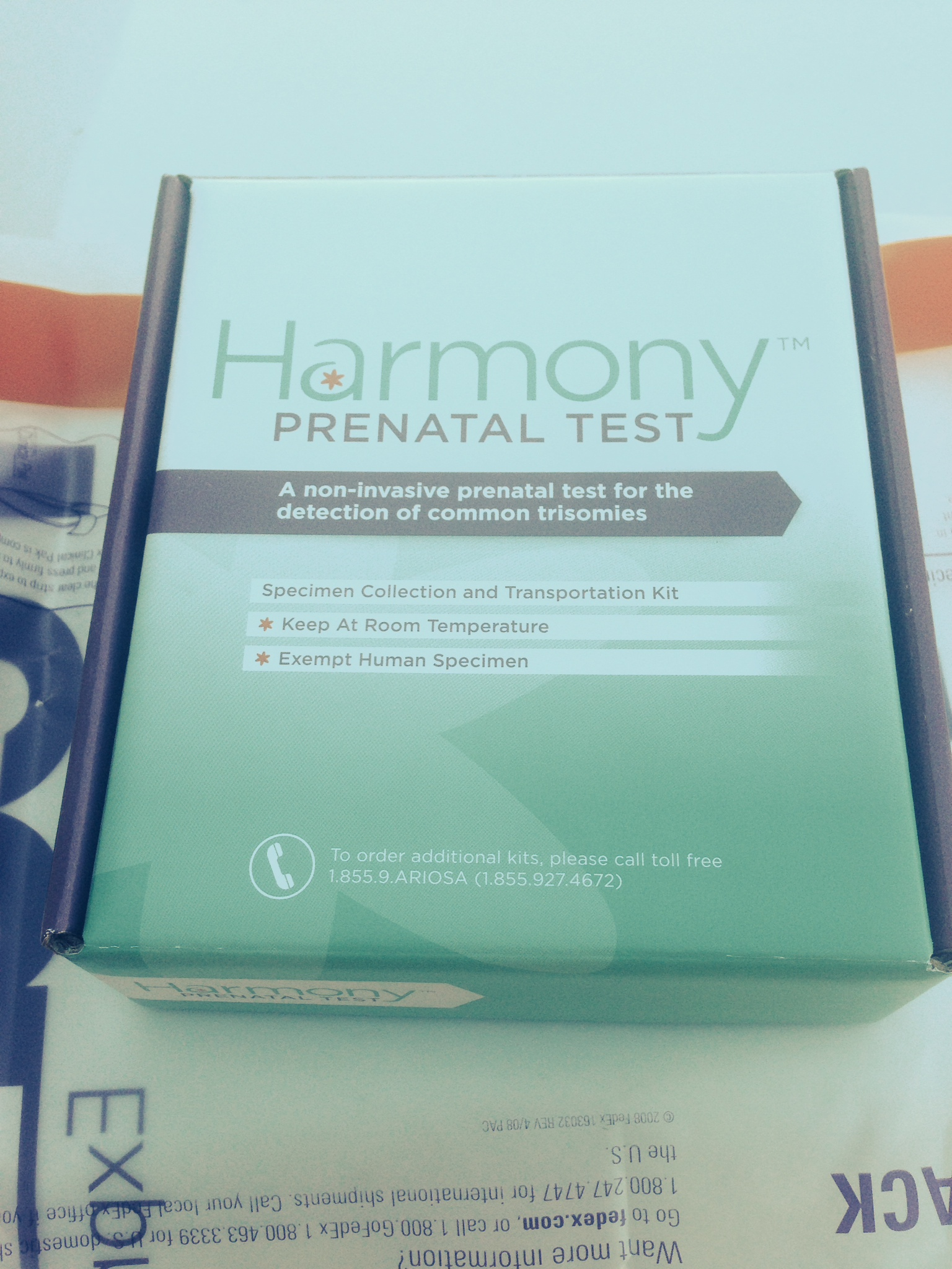 harmony test wrong